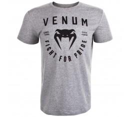 Тениска - VENUM FIGHT FOR PRIDE T-SHIRT - HEATHER GREY Тениски