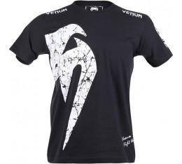 Тениска - Venum Giant T-shirt - Black Тениски