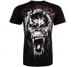 Тениска - VENUM GORILLA T-SHIRT - BLACK Тениски