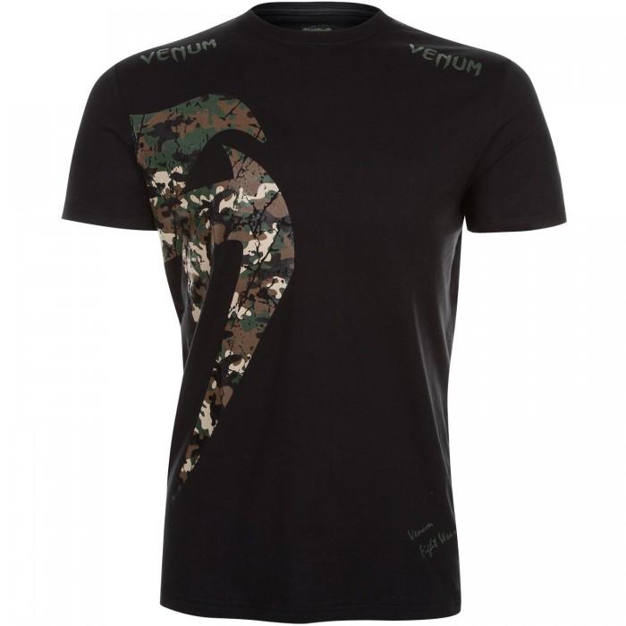 Тениска - VENUM ORIGINAL GIANT T-SHIRT / Jungle Camo Black