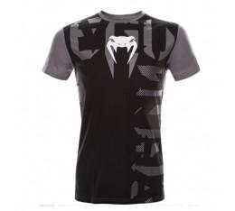 Тениска - Venum Parallax T-shirt / Black Тениски
