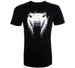 Тениска - VENUM PIXEL T-SHIRT - BLACK