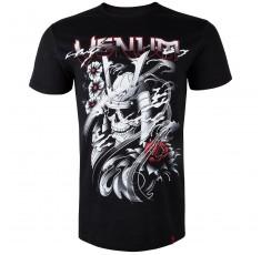 Тениска - VENUM SAMURAI SKULL T-SHIRT - BLACK Тениски