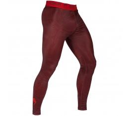 Тренировъчен клин с дълги крачоли - VENUM NIGHTCRAWLER SPATS - RED Клинове