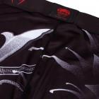 Тренировъчен Клин С Дълги Крачоли - VENUM SAMURAI SKULL SPATS - BLACK