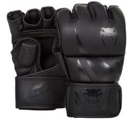 ММА ръкавици - Venum - Challenger MMA Gloves - Black/Black MMA/Граплинг ръкавици