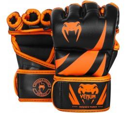 ММА ръкавици - Venum - Challenger MMA Gloves - Neo Orange/Black