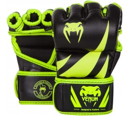 ММА ръкавици - Venum - Challenger MMA Gloves - Neo Yellow/Black​ Други ръкавици