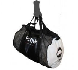 Спортен сак - Venum - Thai Camp Sport Bag - Black/Ice Тренировъчни сакове