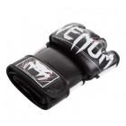 ММА ръкавици -  VENUM - UNDISPUTED 2.0 MMA GLOVES - BLACK - NAPPA LEATHER