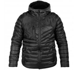 Яке - VENUM ELITE DOWN JACKET - BLACK​ Суитчъри и блузи