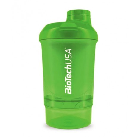 BIOTECH USA Wave+ Nano 300ml. + 150ml. / Green