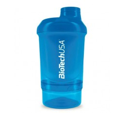 BIOTECH USA Wave+ Nano 300ml. + 150ml. / Blue