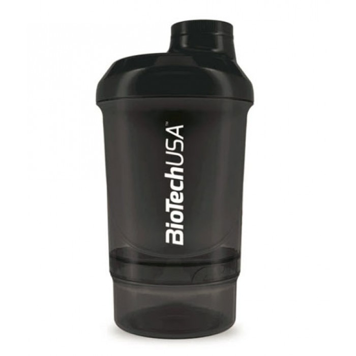 BIOTECH USA Wave+ Nano 300ml. + 150ml. / Black-Smoked