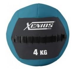 Xenios USA - Стенна топка - 4 кг. Бойни спортове и MMA, Фитнес аксесоари, Тежести, лостове и др.