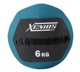 Xenios USA - Стенна топка - 6 кг. Бойни спортове и MMA, Фитнес аксесоари, Тежести, лостове и др.