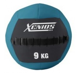Xenios USA - Стенна топка - 9 кг. Бойни спортове и MMA, Фитнес аксесоари, Тежести, лостове и др.