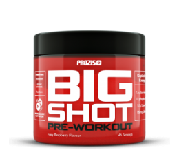 Prozis - Big Shot Pre-Workout / 300 грама