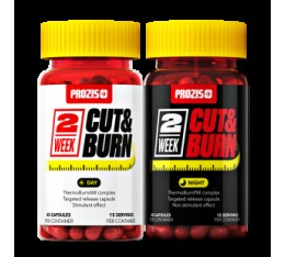 Prozis - 2 Week Cut And Burn Day-Night Formula