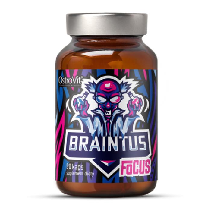 OstroVit Braintus Focus / Gamer Series / 90 caps