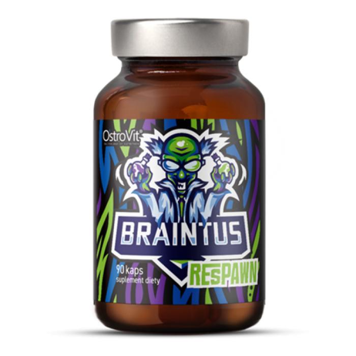 OstroVit Braintus Respawn / Gamer Series / 90 caps