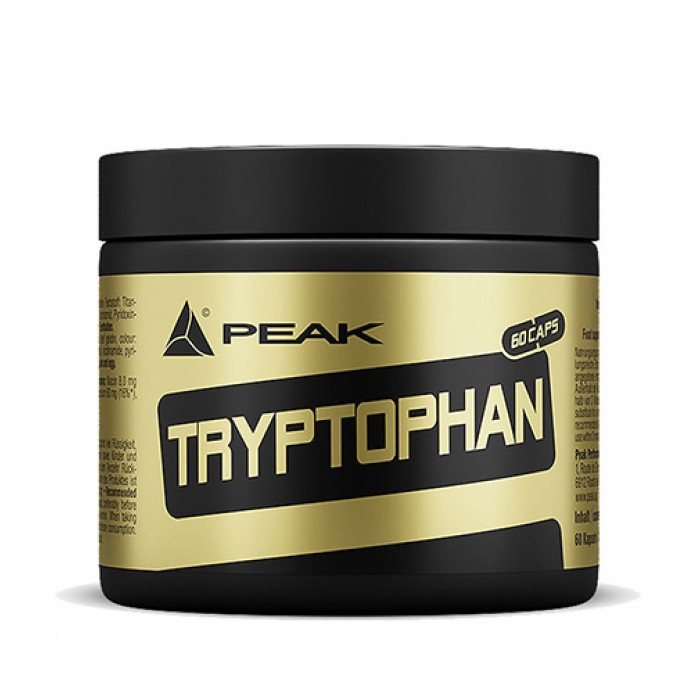 Peak - Tryptophan / 60 caps
