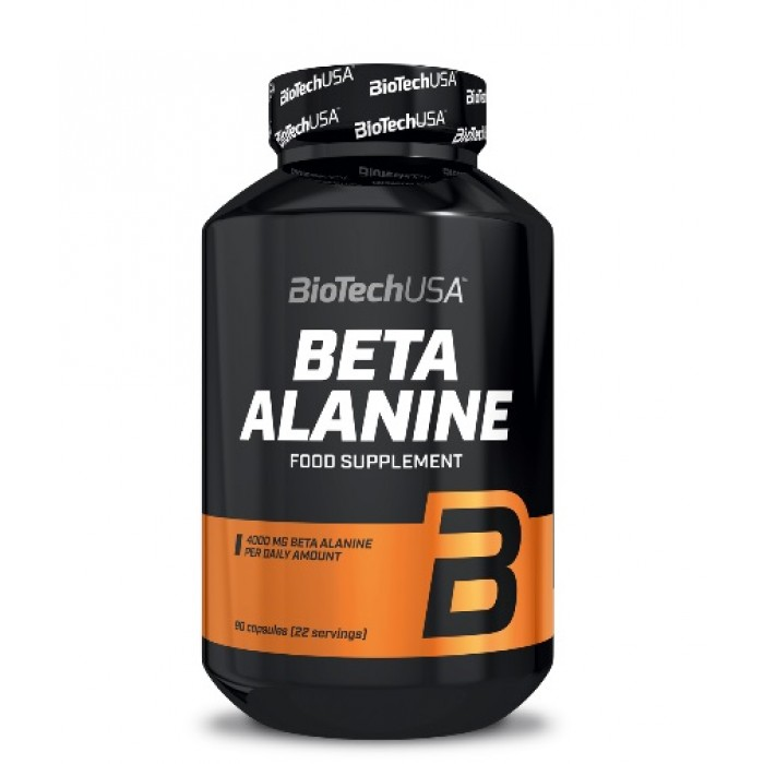 BioTech - Beta Alanine / 90caps.