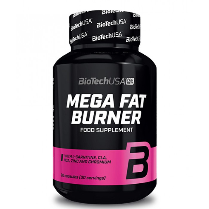 BioTech - Mega Fat Burner / 90 tab