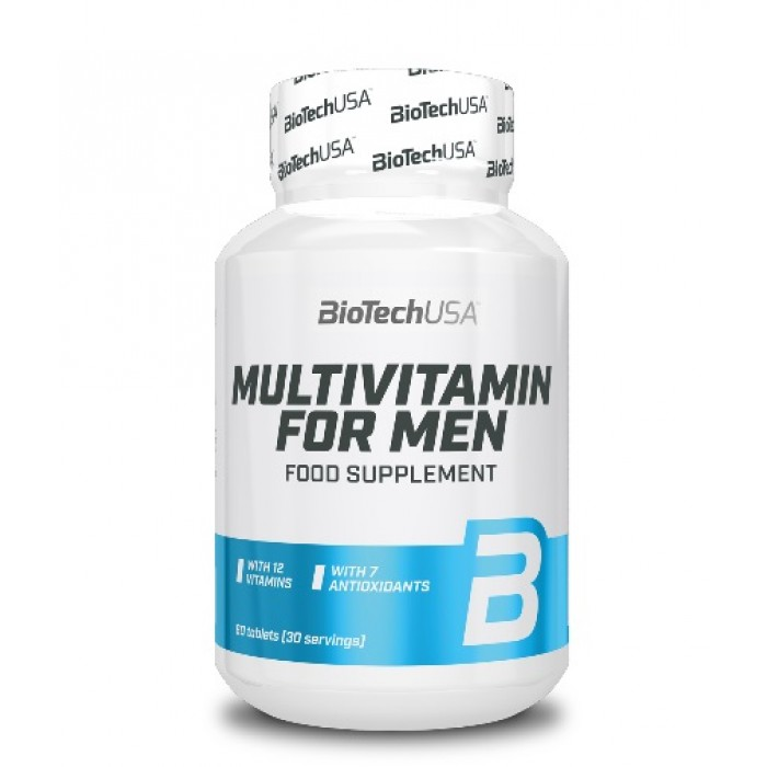 BioTech - Multivitamin for Men / 60 tab