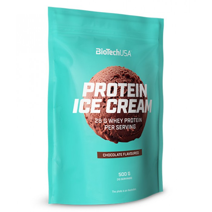 BIOTECH USA Protein Ice Cream / 500гр.