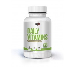 Pure Nutrition - Daily Vits / 50tabs.
