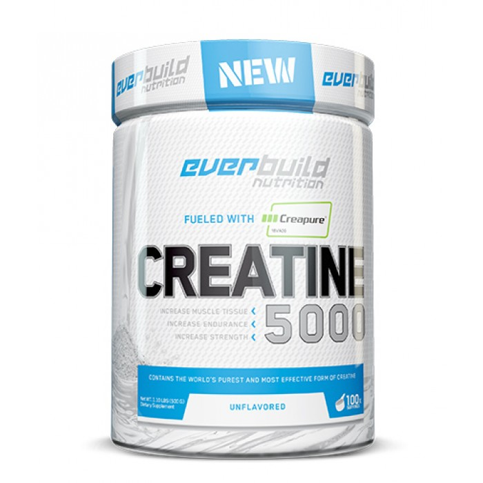 EVERBUILD - Creapure Creatine 5000 / 500g