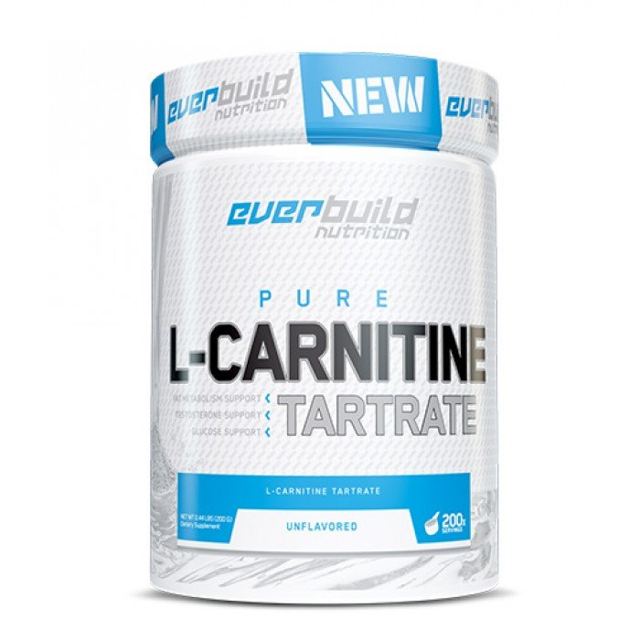 Everbuild - L-Carnitine Tartrate 1000 / 200 Serv.