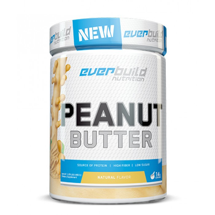EVERBUILD Peanut Butter / 495g.