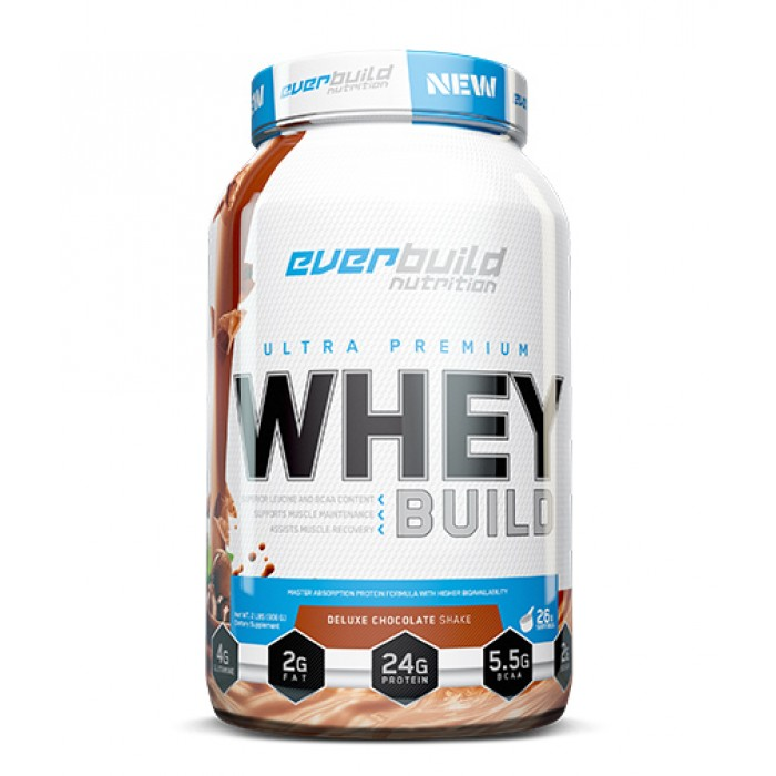 EVERBUILD Ultra Premium Whey Build / 908 гр.