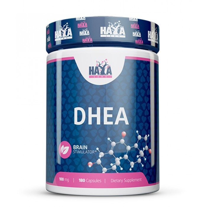 Haya Labs - DHEA 100mg / 180 caps