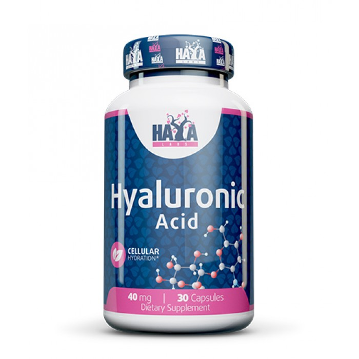 Haya Labs - Hyaluronic Acid 40mg / 30 caps