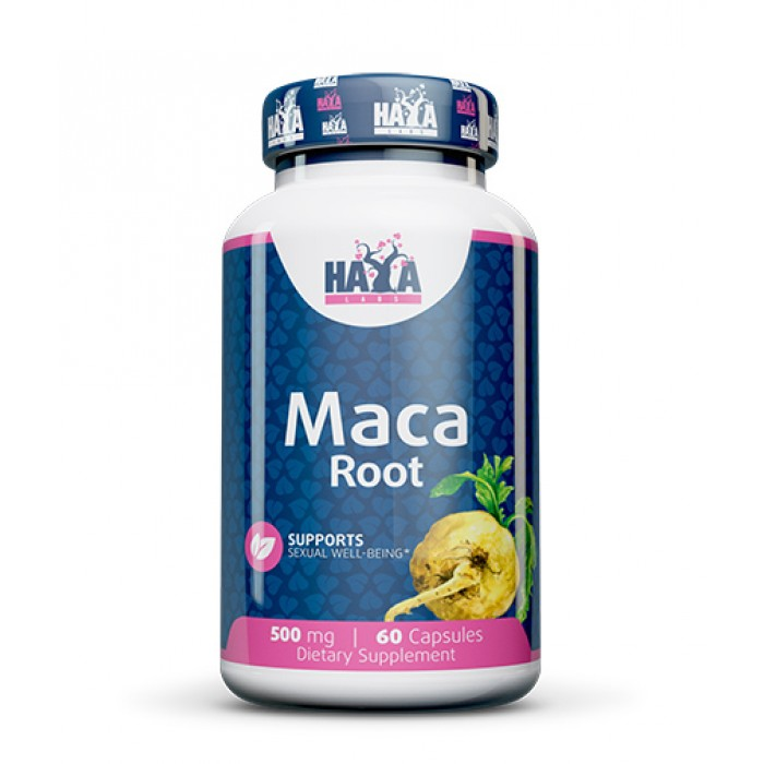 Haya Labs - Maca 500mg / 60 caps
