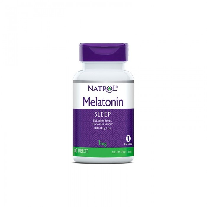 Natrol Melatonin 1mg / 90tabs.