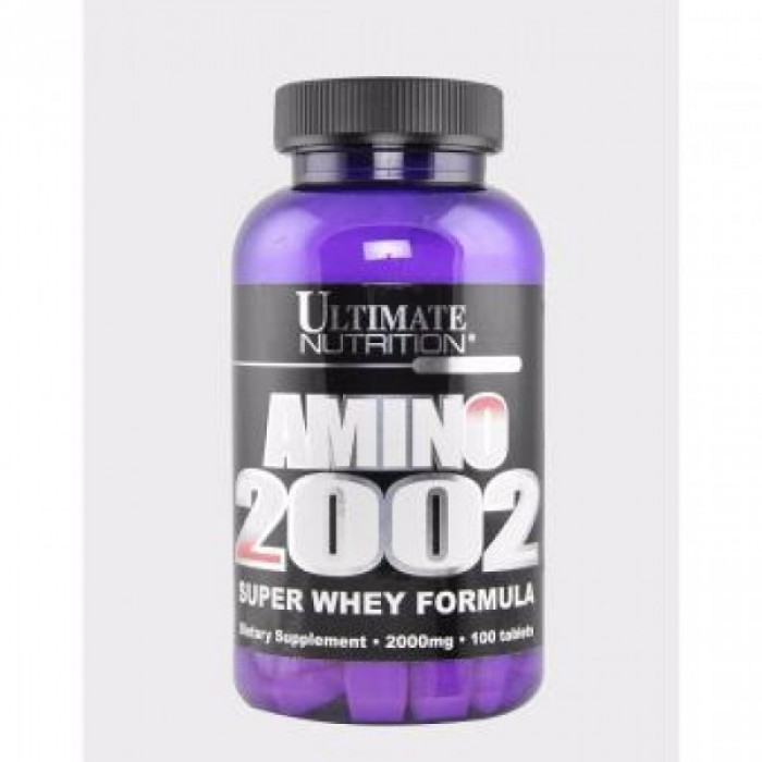 Ultimate Nutrition - Amino 2002 / 100 tabs.