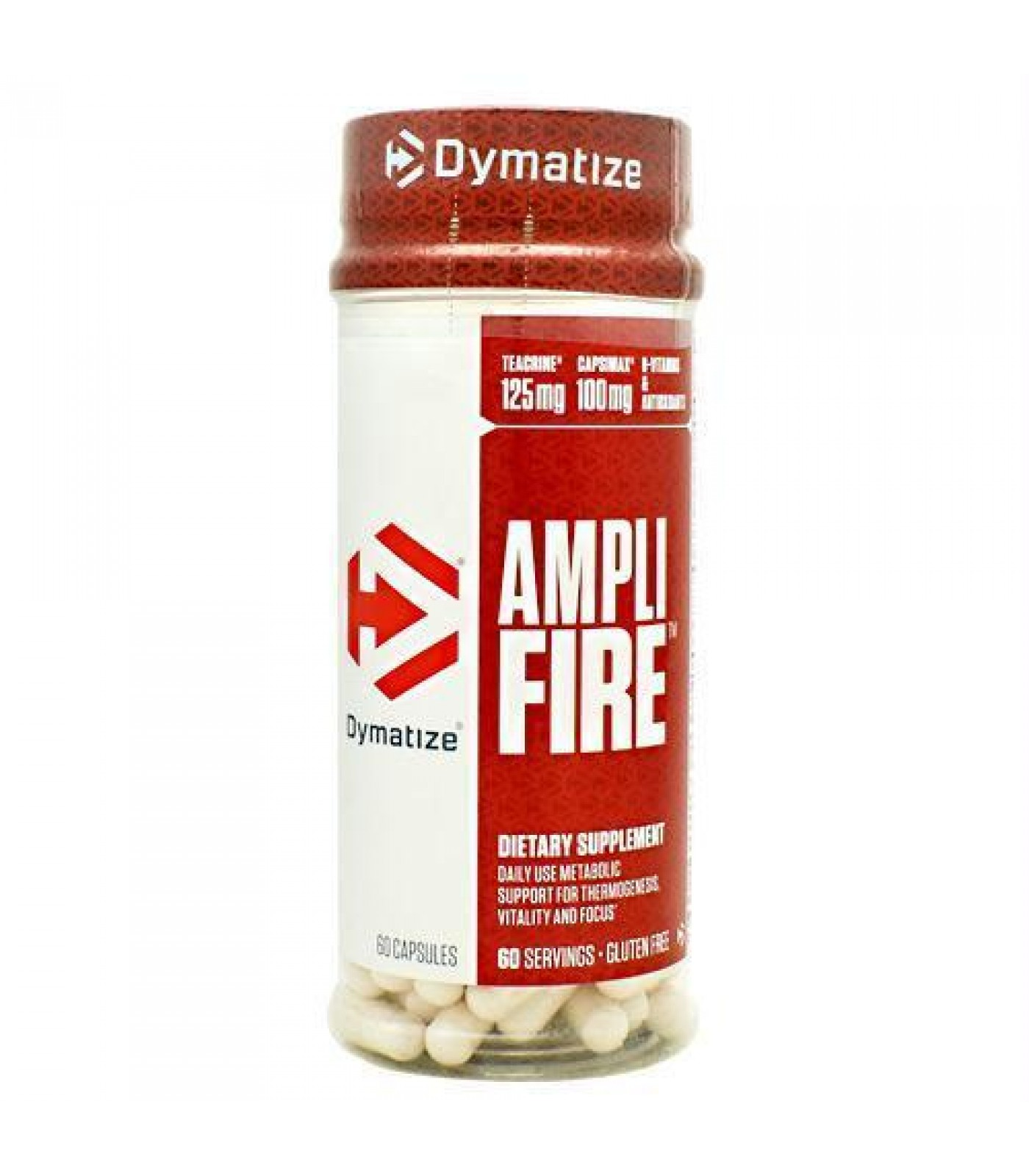 Dymatize - Amplifier / 60 caps.