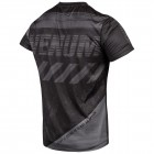 Тениска - Venum AMRAP Dry Tech T-shirt - Black/Grey​