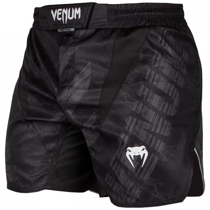 Шорти - Venum AMRAP Fightshorts - Black/Grey​