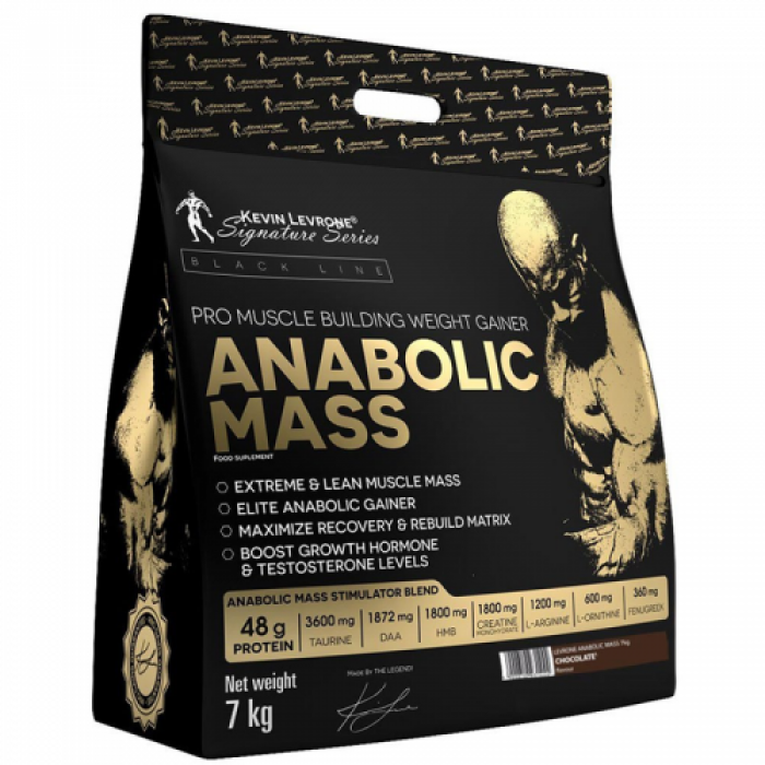 Kevin Levrone Black Line / Anabolic Mass - 7000гр.​