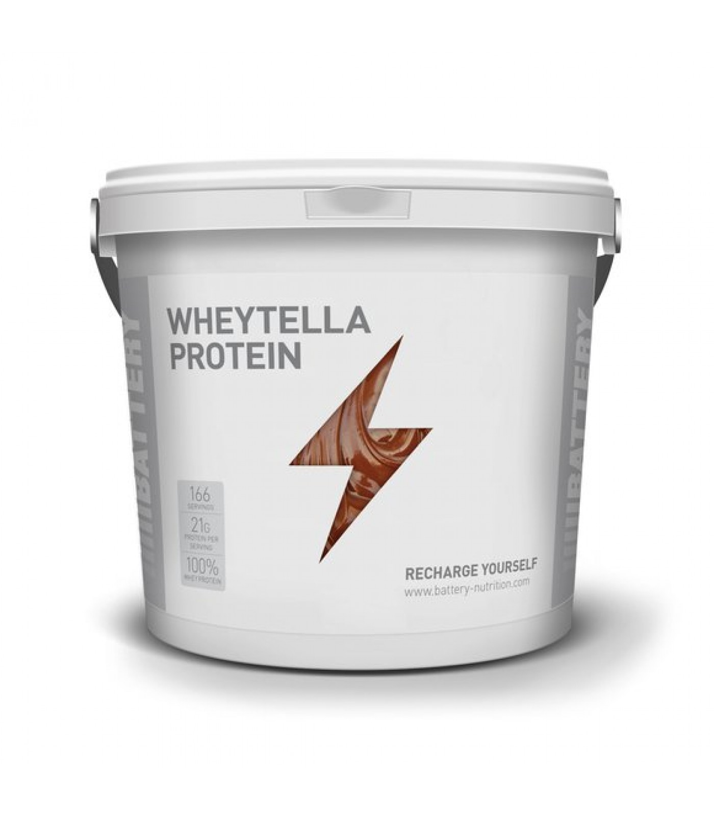Battery Nutrition - Whey Protein / 5000g.
