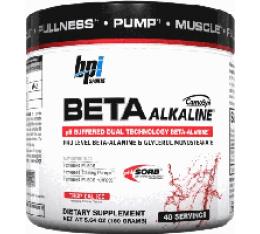 BPI Sports - Beta Alkaline / 160гр. Хранителни добавки, Бета-Аланин, Черен Петък