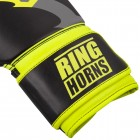 Боксови Ръкавици - Ringhorns Charger Boxing Gloves - Black/Neo Yellow​