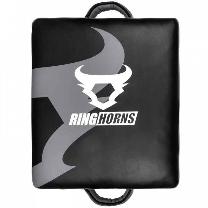 Щит за Удари с Крак - Ringhorns Charger Square Kick Pads - Black​