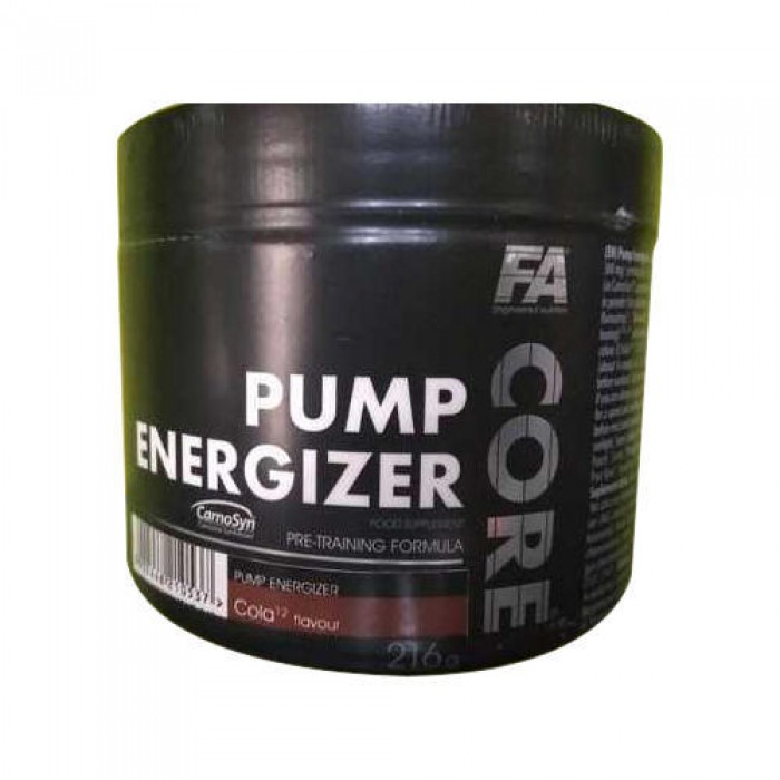 FA Nutrition - CORE Pump Energizer / 216гр.