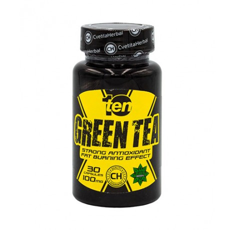 CVETITA HERBAL Green Tea 100mg. / 30 Caps.